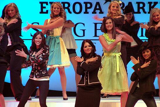 """12 Wahl zur """"Miss Germany 2011"""" (I) - Die Durlacherin Viviane Stutz nahm nach 2008 zum zweiten Mal an den Wahlen zur """"Miss Germany"""" in Rust teil. (9 Fotos)"""