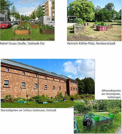 """Bürgergemeinschaft infomiert über """"Urban Gardening"""" Foto/Grafik: pm"""