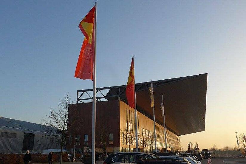 Messe Karlsruhe. Foto: cg