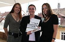 Petra Stutz, Alexandra Ries, Patricia Stutz - Foto: Oliver Mächtlinger (om)