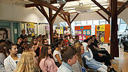 Anne Frank Tag in der Pestalozzischule. Fotos: pm