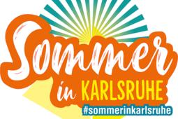 Sommer in Karlsruhe. Grafik: pm