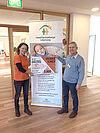 Durlacher Kommissionsflohmarkt spendet 3.000 Euro an die Familienherberge Lebensweg. Foto: pm