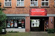 Theater in der Orgelfabrik. Foto: cg
