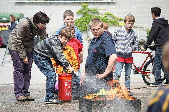 Juni - Viel geboten wurde im Juni für Kinder und Jugendliche auf dem Durlacher Erlebnistag und beim Sommerfest der Initiative DurLach.