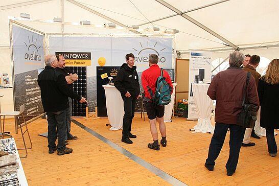 21 Energiespartage Durlach - Trotz mäßigem Wetter waren die Energiespartage in Durlach auch 2013 wieder ein Erfolg. (33 Fotos)