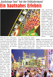 Wochenblatt - Das Journal für die Region | 16. Mai 2012
