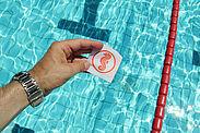 Das Schwimm-1x1 beginnt mit dem Seepferdchen-Abzeichen. Foto: pm