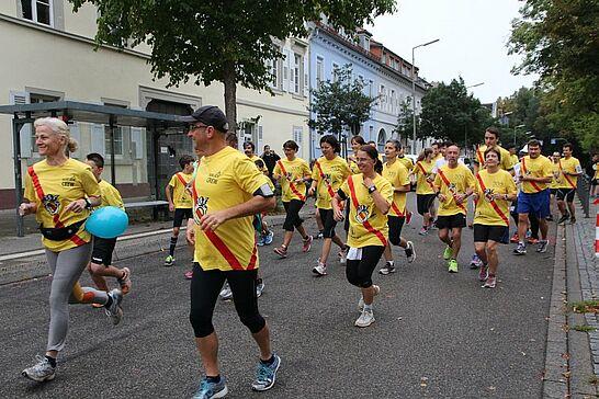"""September - Durlach gratuliert """"laufend"""" und am 3. Wochenende ist wieder ganz Durlach auf den Beinen beim MDM, VOS, Kerwe, Kindertag und Weinfest (7 Galerien)"""
