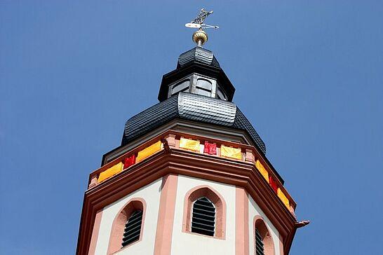 """Mai - Zuerst Maiausflug auf dem Turmberg, dann der 1. Baden-Tag und Ende Mai eine große badische Spende an die """"Turnados"""", der Mai zeigte sich von der sonnigsten Seite."""