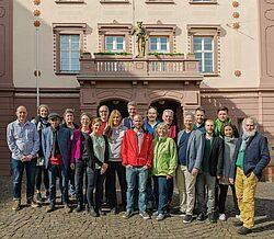 Die Kandidaten der Grünen für die Ortschaftsratswahl 2019. Foto: pm