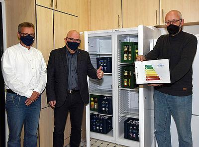 Gerätetausch für mehr Klimaschutz. Foto: pia