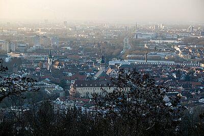 Auch in Durlach ging die Einwohnerzahl zurück. Insgesamt 245 Personen weniger waren zum Jahresende 2020 in der Markgrafenstadt gemeldet. Foto: cg