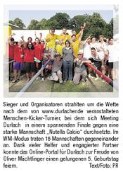 Der Sonntag | 08. Juli 2012