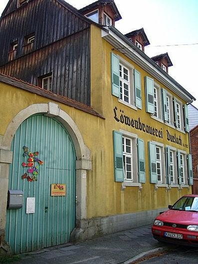 Gebäude in der Bienleinstorstraße. Foto: pm
