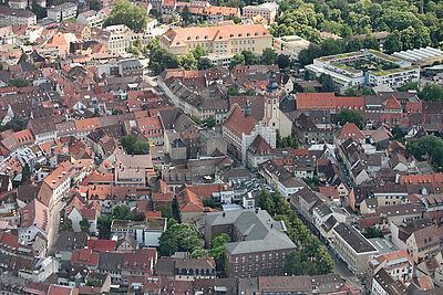 Durlacher Altstadt. Foto: cg
