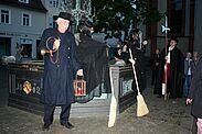 Nachtwächterrundgang in der Hexennacht