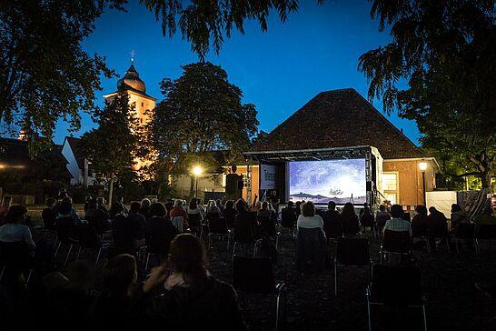 Kultursommer Durlach - Vor der Karlsburg und auf dem Alten Friedhof findet vom 22. August bis zum 27. September 2020 der Durlacher Kultursommer statt. (42 Fotos)