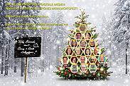 Die Bürgermentoren digitale Medien wünschen ein schönes Weihnachtsfest. Grafik: pm