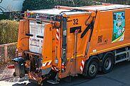 Eingeschränkte Müllabfuhr. Foto: cg