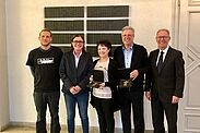 Stadtamt würdigt vorbildliches ehrenamtliches Engagement. Foto: pm