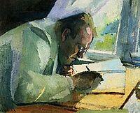 Max Reger (Portrait)