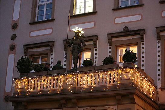 23 Durlacher Weihnachtsbeleuchtung - Wieder lässt die Durlacher Weihnachtsbleuchtung während der Adventszeit die Markgrafenstadt in ein stimmungsvolles Licht tauchen. (10 Fotos)