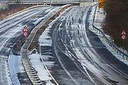 Symbolfoto Schnee. Foto: cg