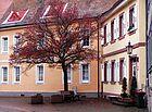 Amthausstraße im Januar