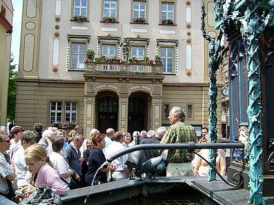 Altstadtrundgang des Historischen Vereins