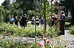 """Der """"Liederkranz"""" beim Musikalischen Schlossgarten 2008."""