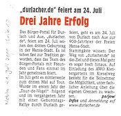 Wochenblatt - Das Journal für die Region | 21. Juli 2010