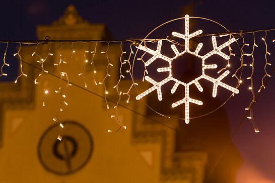 Januar - Die Arbeitsgruppe Weihnachtsbeleuchtung schrieb mit dem Stadtamt und www.durlacher.de einen Fotowettbewerb aus. (1 Galerie)