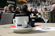 """Neueröffnung """"La Scala"""" – Terrasse. Foto: cg"""