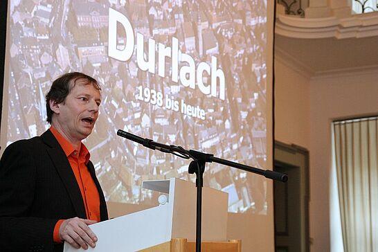 """07 """"Dorlach bleibt Dorlach"""" – 75 Jahre Zwangseingemeindung - Vor 75 Jahren verlor Durlach unfreiwillig seine Selbstständigkeit. (55 Fotos)"""