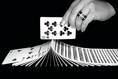 Magie hautnah: Die Zauberin. Foto: pm