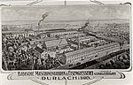 Badische Maschinenfabrik, 1905