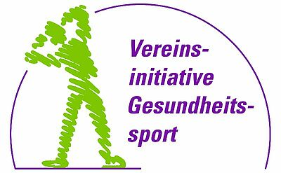 Vereinsinitiative Gesundheitssport. Grafik: pm
