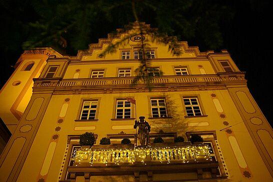 10 Pfinztalstraße bei Nacht - Fotoreporter Samuel Degen war unterwegs und hat die zauberhafte Stimmung der Vorweihnachtszeit der Pfinztalstraße festgehalten. (13 Fotos)
