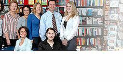 Team der Buchhandlung Mächtlinger