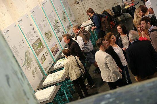 21 Durlach 3.0 - Wechseljahre einer Stadt - Die Ausstellung in der Orgelfabrik wirft einen Blick in die Vergangenheit, Gegenwart und Zukunft der Markgrafenstadt. (51 Fotos)