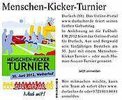 Boulevard Baden - Ausgabe Durlach und Umgebung | 13. Mai 2012
