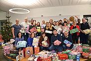 Mehr als 200 Weihnachtswünsche von Kindern und Jugendlichen aus Karlsruhe und Ettlingen wurden erfüllt. Foto: pm
