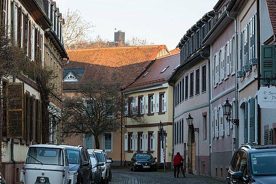 15 Spaziergang: Schlossgarten und Altstadt Durlach - Uns zog es wieder zu einem Spaziergang mit der Kamera hinaus – dieses Mal im Durlacher Zentrum. (24 Fotos)