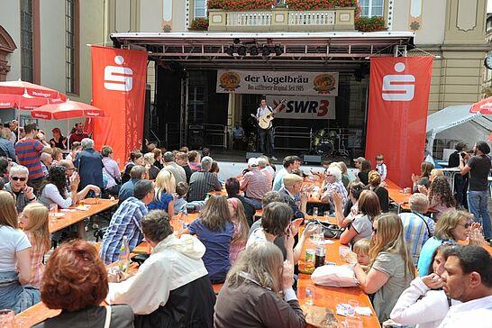 02 Durlacher Altstadtfest - Talentwettbewerb - Zur Förderung junger Künstler fand im Rahmen des Altstadtfests am Samstagnachmittag auf dem Marktplatz der Talentwettberb statt. (108 Fotos)
