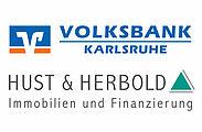 Volksbank Karlsruhe übernimmt Hust & Herbold. Grafik: pm