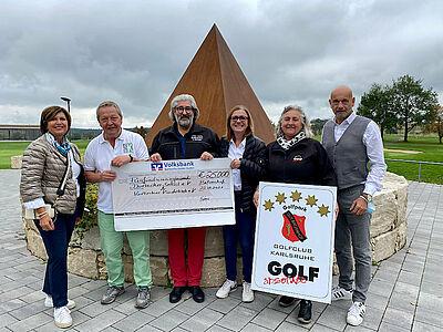 4. Durlacher Business Golf Cup mit neuem Rekordergebnis. Foto: pm