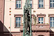 Liebesbrunnen von Klaus Ringwald (1992). Fotos: cg