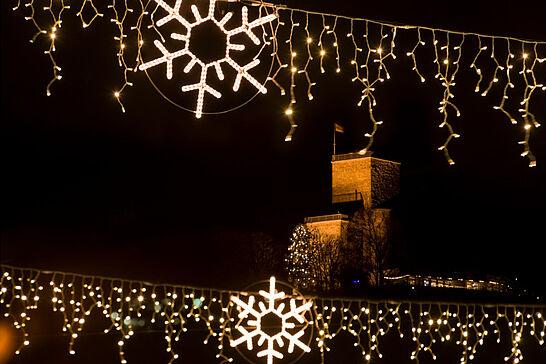"""28 Fotowettbewerb """"Weihnachtsbeleuchtung"""" - Die Arbeitsgruppe Weihnachtsbeleuchtung schrieb mit dem Stadtamt und www.durlacher.de einen Fotowettbewerb aus. (15 Fotos)"""