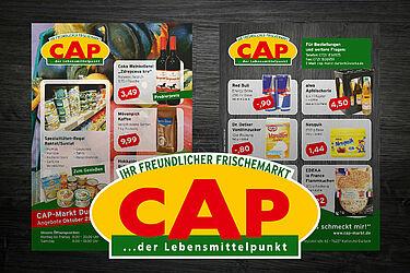 CAP-Markt Durlach: Angebote im Oktober 2020. Grafik: pm
